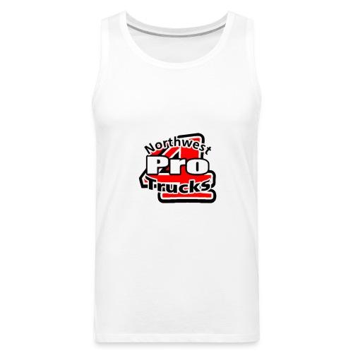 Pro4 Logo - Men's Premium Tank