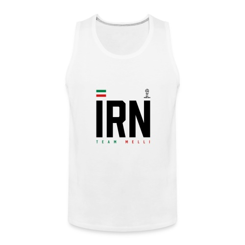 Iranian Apparel World Cup Tee - Men's Premium Tank