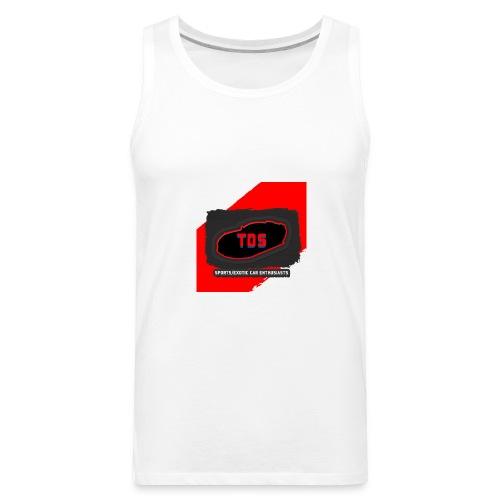TDS_Shirt - Men's Premium Tank