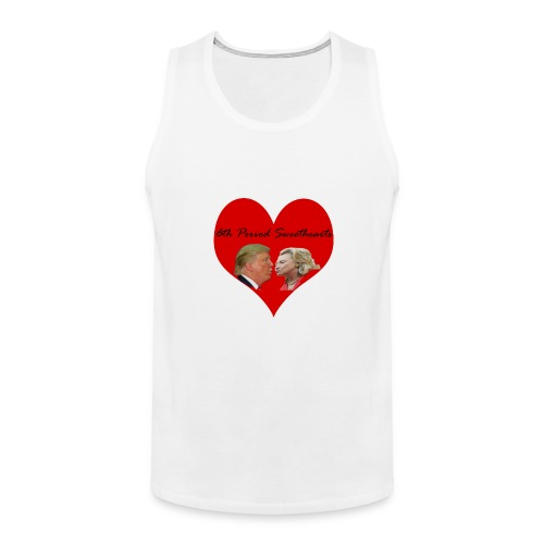 6th Period Sweethearts Government Mr Henry - Men's Premium Tank