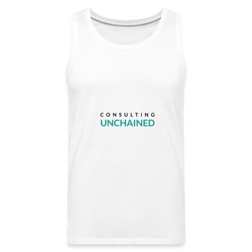 Consulting Unchained - Men's Premium Tank