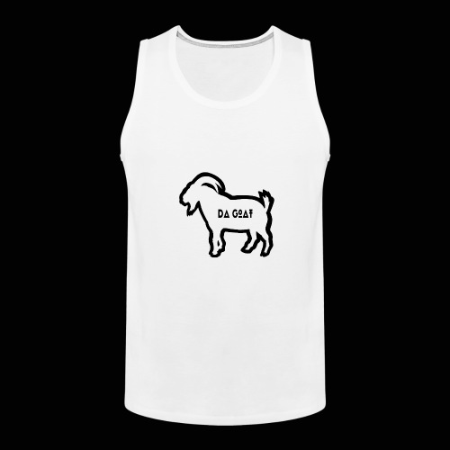 Tony Da Goat - Men's Premium Tank