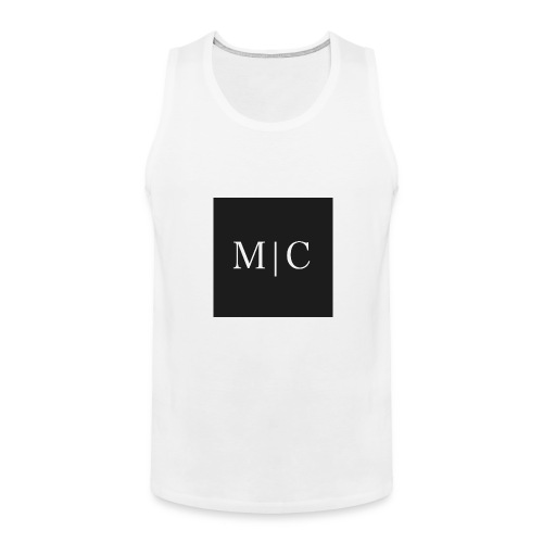 MAN CANVAS - Men's Premium Tank