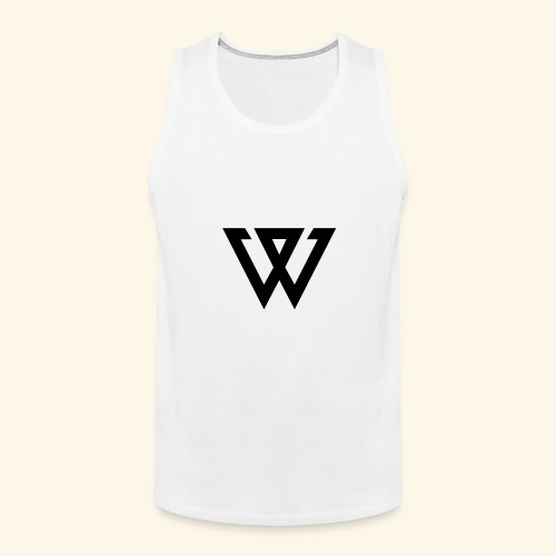 WINNER LOGO - Men's Premium Tank