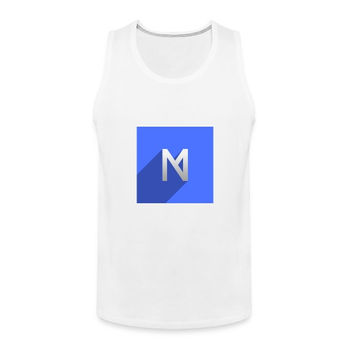 Impulse logo letter - Men's Premium Tank