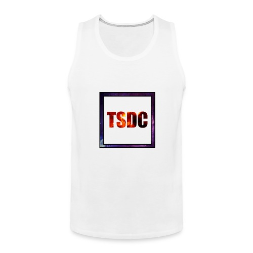 TSDC Stuss - Men's Premium Tank