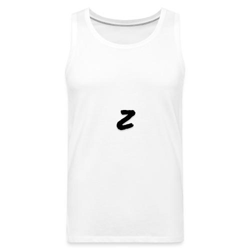 """Premium Zen07 """"Z"""" Logo - Men's Premium Tank"""