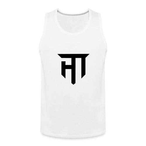 HoMie Black - Men's Premium Tank