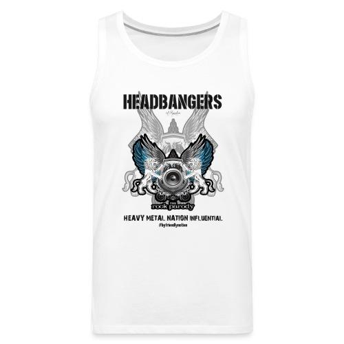 We, The HeadBangers - Men's Premium Tank