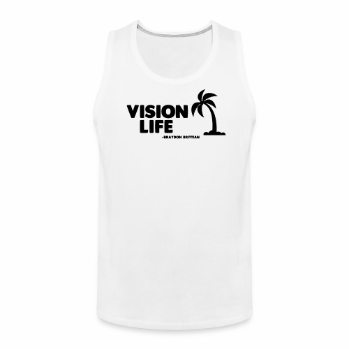 Vision Life Limited Edition Summer Tee - Men's Premium Tank