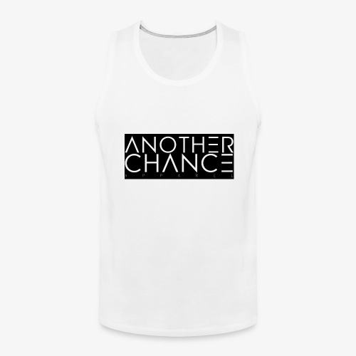 another chance apparel - Men's Premium Tank