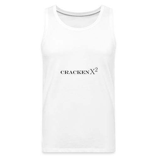 Cracken's Official Mug - Men's Premium Tank