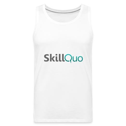 SkillQuo New - Men's Premium Tank