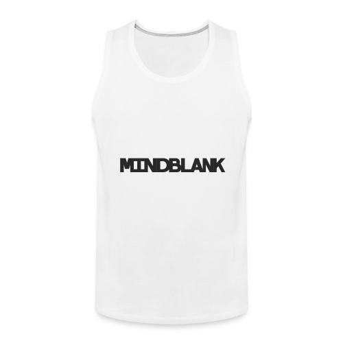 Mind Blank Sports - Men's Premium Tank