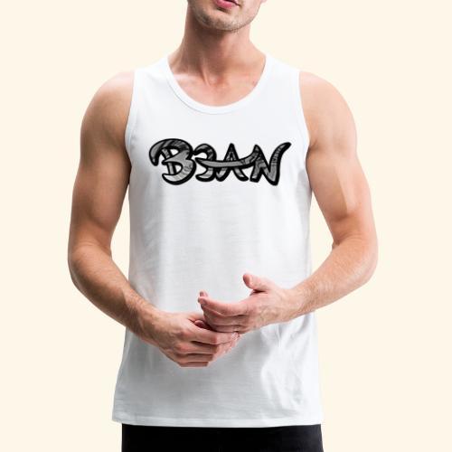 B3AN B&W - Men's Premium Tank