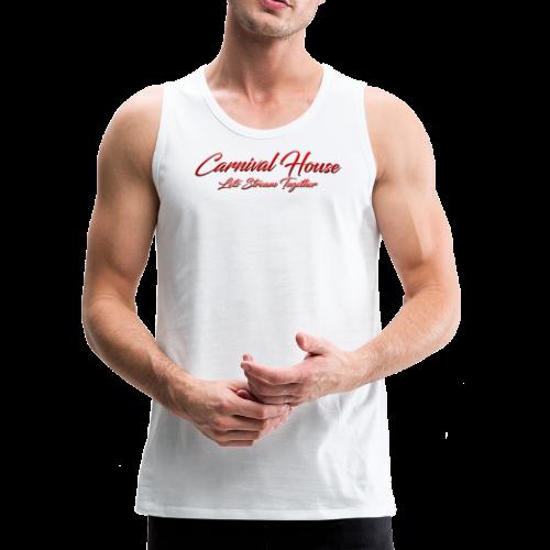 The Carnival House Logo 2.0! - Men's Premium Tank