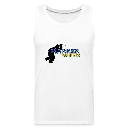 Marker Masters Logo - Men's Premium Tank