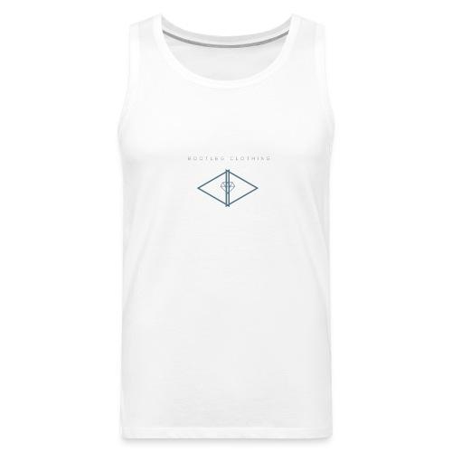 Bootleg Diamond Logo - Men's Premium Tank