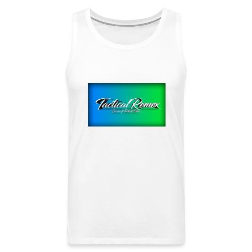 My second shirt - Men's Premium Tank