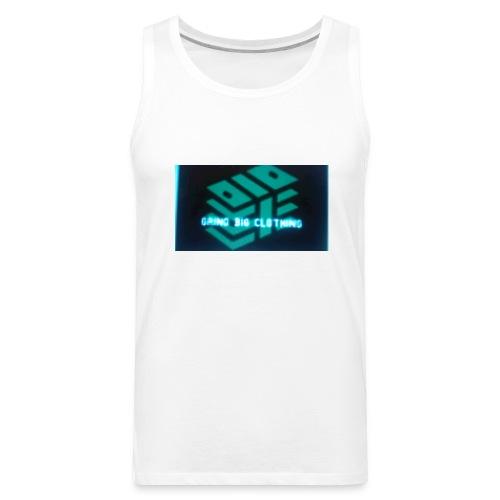 Grind Big Clothing - Men's Premium Tank