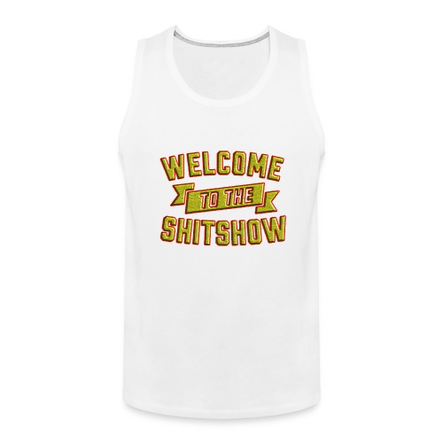 Welcome | t shirt maker - Men's Premium Tank