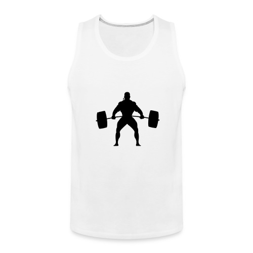 Gym T-Shirt - Men's Premium Tank