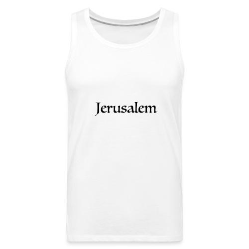 Jerusalem - Men's Premium Tank