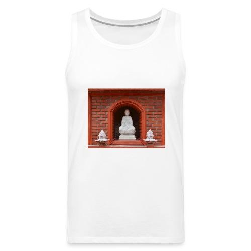 Buddha - Men's Premium Tank