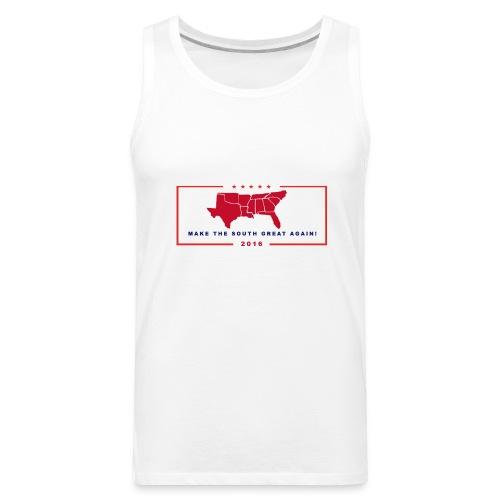 Make the South Great Again! - Men's Premium Tank