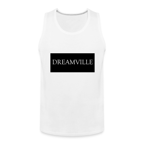 Dreamville_Clothing_Logo - Men's Premium Tank