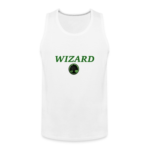 Forest Wizard - Men's Premium Tank