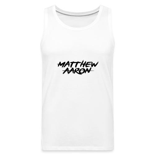 MATTHEWAARON MERCH - Men's Premium Tank