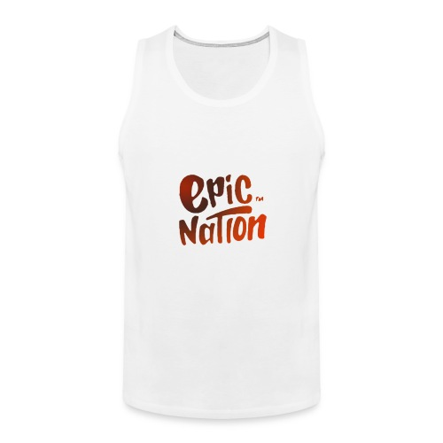 Epic nation Sportsgear - Men's Premium Tank