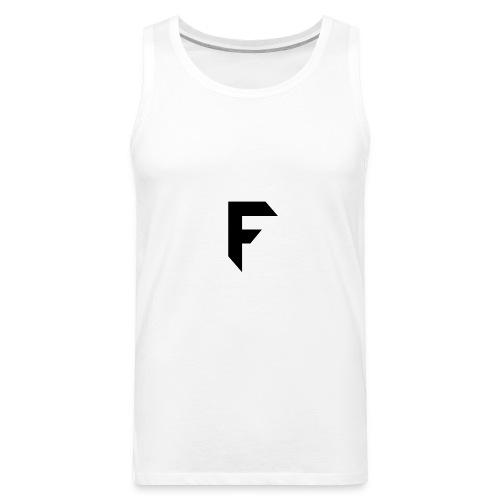 Frosted Technology Logo - Men's Premium Tank
