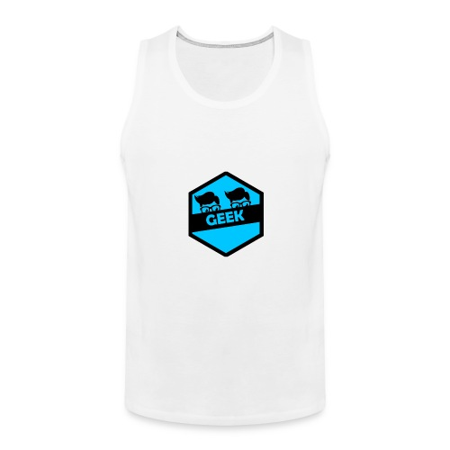 Team Geek - Men's Premium Tank