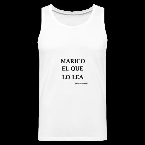 MARICOELQUELOLEA - Men's Premium Tank