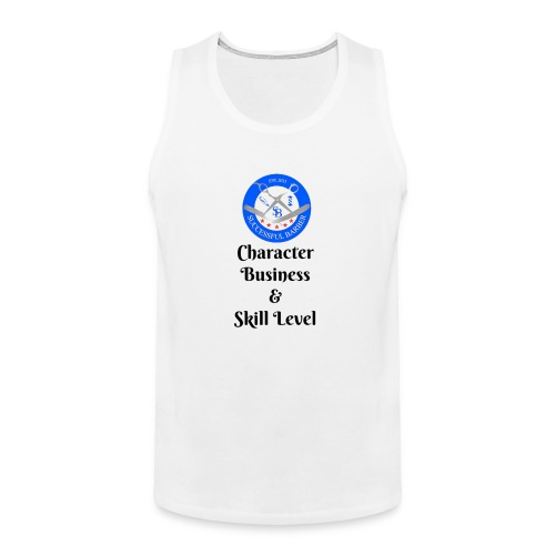 SB Seal Design - Men's Premium Tank