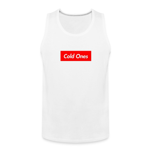 Cold Ones - Men's Premium Tank