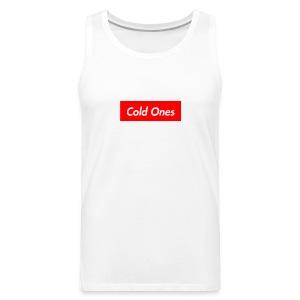 Cold Ones - Men's Premium Tank