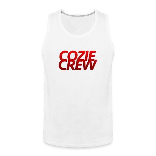 COZIECREW - Men's Premium Tank