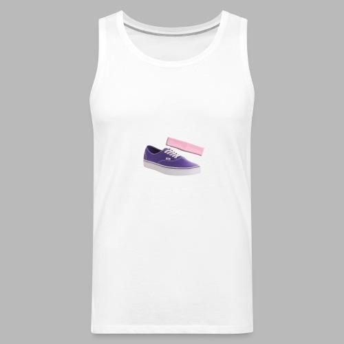 purple vans headbands - Men's Premium Tank