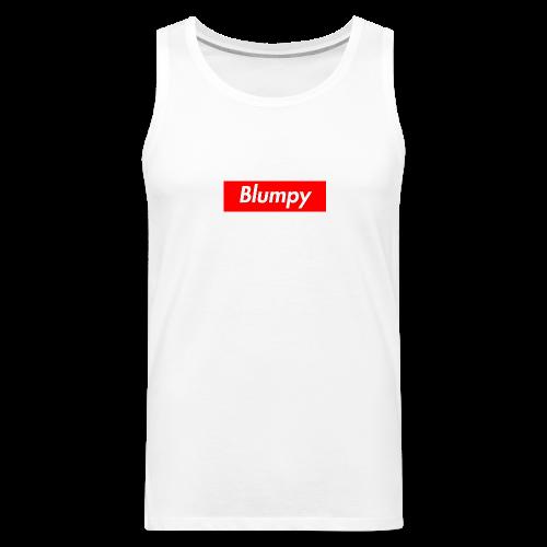 Blumpy Supreme Box Logo - Men's Premium Tank