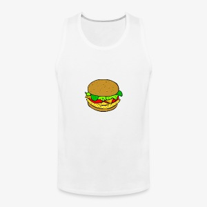 Comic Burger - Men's Premium Tank