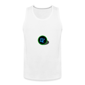 GZ Logo - Men's Premium Tank