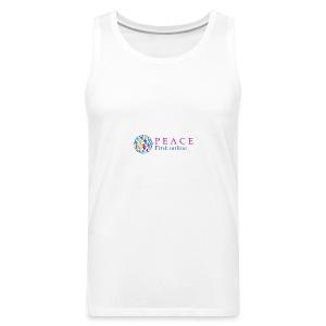 LogoPeaceFirst - Men's Premium Tank