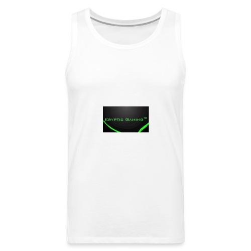 Kryptic Gaming Classic Design - Men's Premium Tank