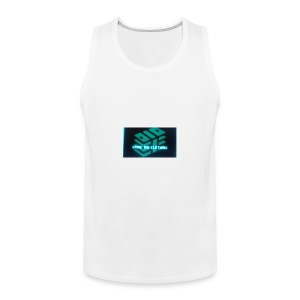 Grind Big Clothing - Men's Premium Tank