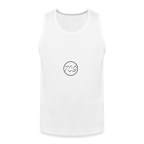 TheCanadianGamer T-Shirt - Men's Premium Tank
