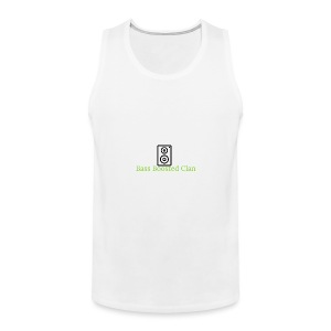 Bass Boosted Clan Brand - Men's Premium Tank
