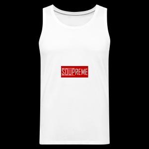 Soupreme - Men's Premium Tank